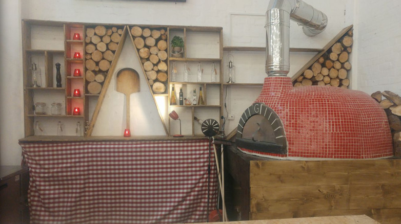 Baltic Market Stall